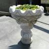 گلدان سنگی طرح بیرون