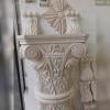 ستون سنگی گرد