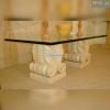میز سنگی